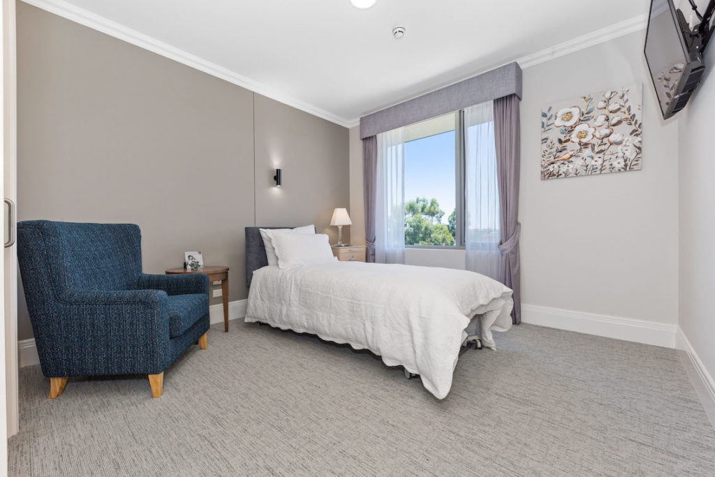 CraigCare-Ascot-Waters-Aged-Care-Home-Perth-Single-Room-Accommodation