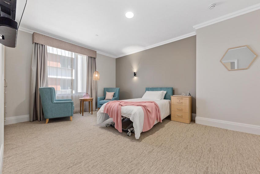 CraigCare-Ascot-Waters-Aged-Care-Home-Perth-Single-Room
