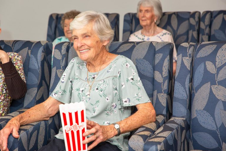 CraigCare-Ascot-Waters-Aged-Care-Home-Lifestyle-Cinema