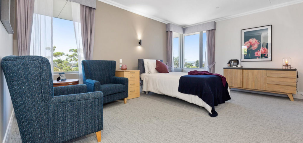 CraigCare-Ascot-Waters-Residential-Aged-Care-Luxury-Living-Options-Single-Room-Accommodation