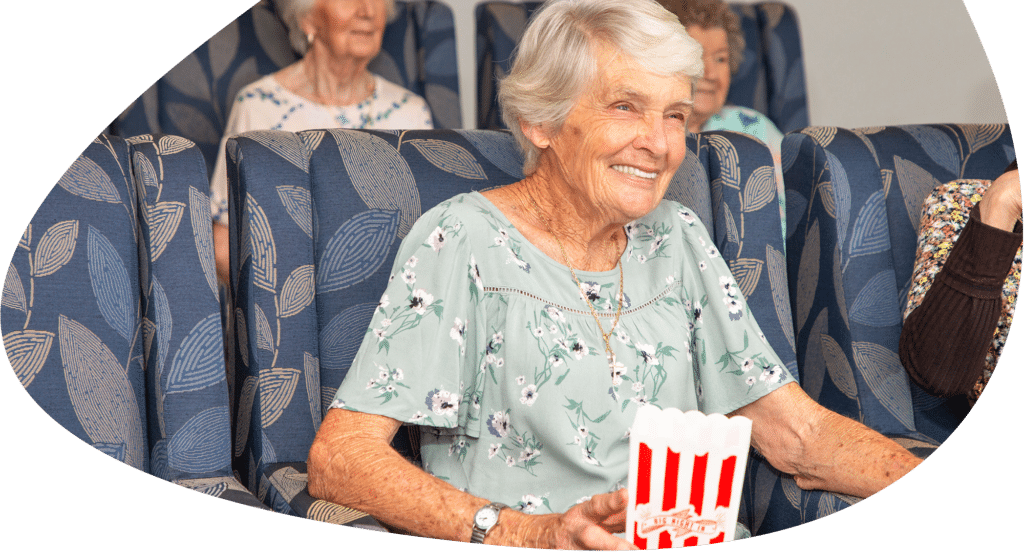 CraigCare-Ascot-Waters-Residential-Aged-Care-Activities-Cinema